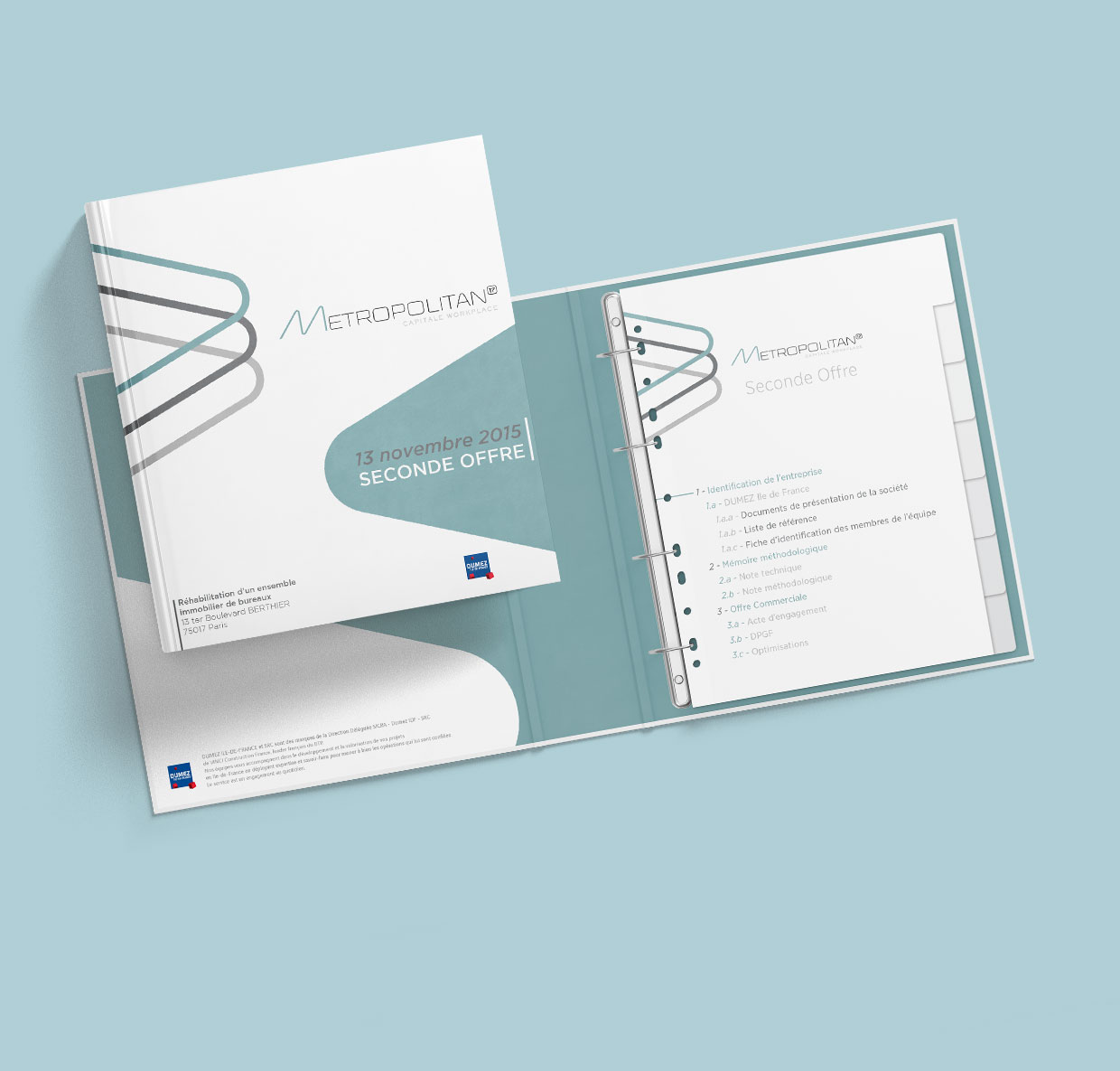Branding d'archi by DamienC.fr